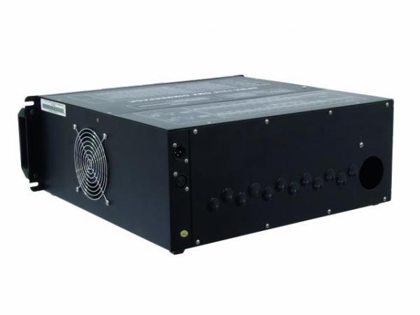 EUROLITE DPMX-1216 DMX 12-channel Power Pack, can be dimmed/switched 12x 3680W, Max. output 44160W, pole connectors
