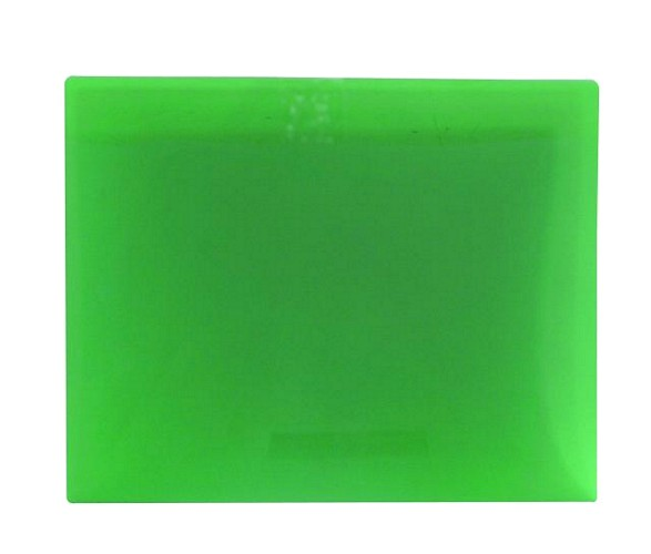 EUROLITE Flood glass filter, light green 165x132mm