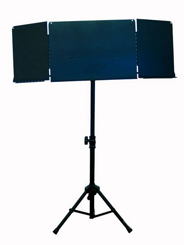 OMNITRONIC Orchester Stand For Notes with 2 sideboards