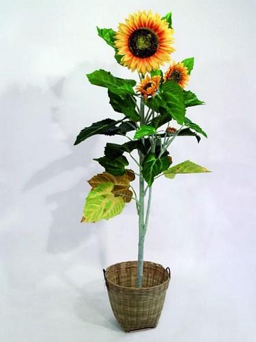 DECO Kampanjatuote! 175cm Sunflower 4 bi, discoland.fi
