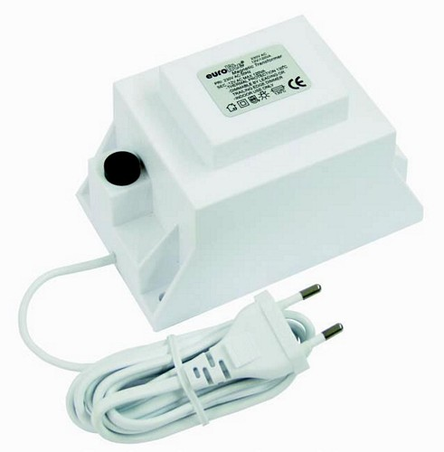 EUROLITE Transformer 12V/ 120VA, insulated housing completely closed