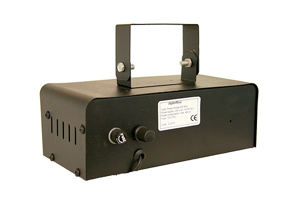 LIGHT4YOU Kampanjatuote! Power Strobe MK2 300W, tehokas strobe keikalle tai kotiin! uutuus 10-2007