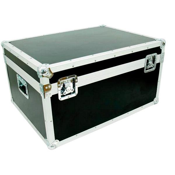 OMNITRONIC Kuljetuslaatikko Heavy Case yleiskäyttöön. Universal transport case, heavy, 80x60.Professional flight case