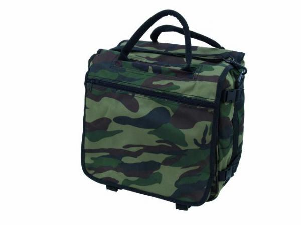 OMNITRONIC Record bag RP-50 camouflage w, discoland.fi