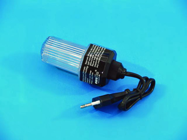EUROLITE LED-Strobe cable and plug, Clear
