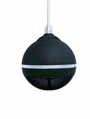 OMNITRONIC WPC-5W kattokaiutin musta, ripustettava 100V järjestelmiin, Ceiling speaker black 10W