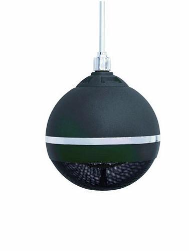OMNITRONIC WPC-6S kattokaiutin musta, ripustettava 100V järjestelmiin Ceiling speaker black 10W