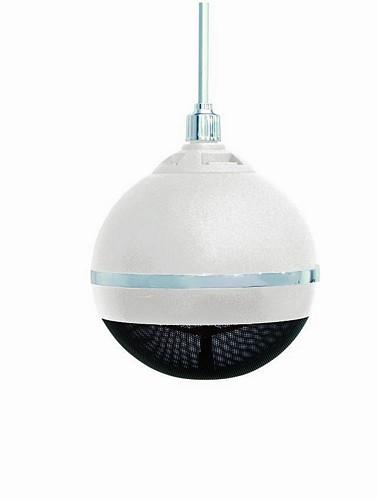 OMNITRONIC WPC-6S kattokaiutin valkoinen, ripustettava 100V järjestelmiin Ceiling speaker white 10W