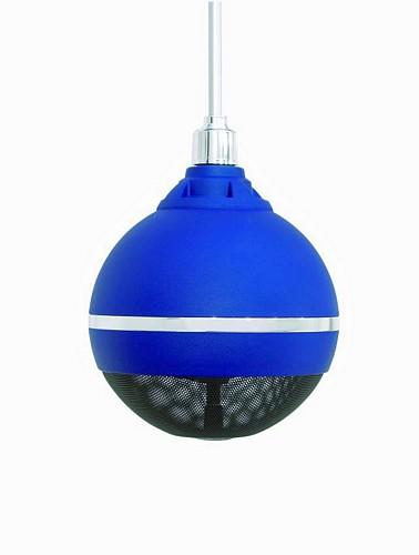 OMNITRONIC WPC-6S kattokaiutin sininen, ripustettava 100V järjestelmiin Ceiling speaker blue 10W