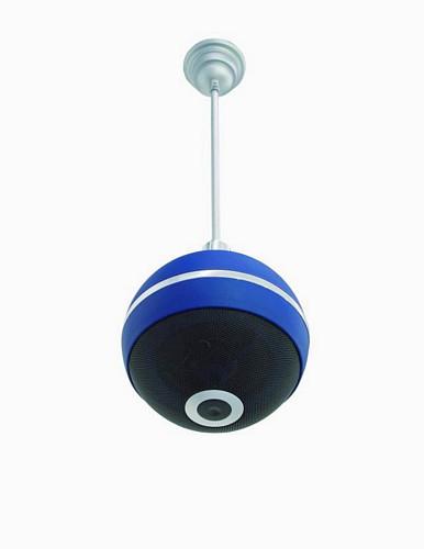 OMNITRONIC WPC-6S kattokaiutin sininen, , discoland.fi