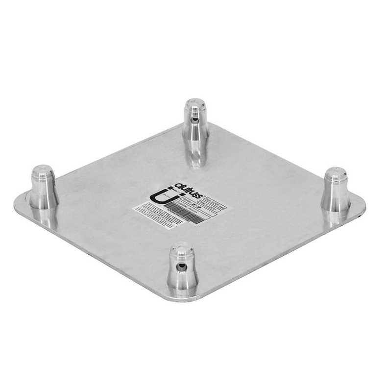 ALUTRUSS  QUADLOCK päätylevy 6082 End Plate QQGP-male