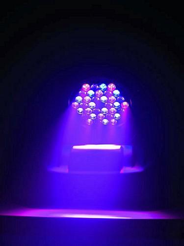 FUTURELIGHT EYE-36 MK2 RGB LED Moving Head Wash with 1W LEDs