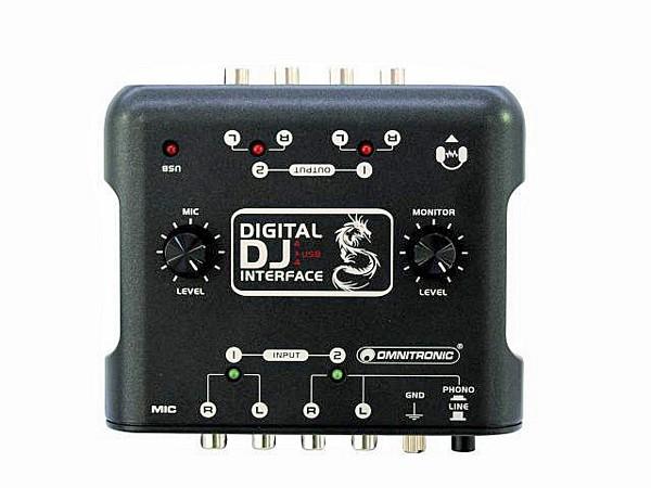 POISTO OMNITRONIC DDI 4x4 USB-äänikortti aikakoodilla tiskijukille Haluatko soittaa levyjä vinyyliltä, mutta saada digitaalisen soundin. Aikakoodilla se on mahdollista käyttämällä DDI USB interfacea. Tuote on suunnattu erityisesti tiskijukille ammatti- ja harrastekäyttöön. Huom. Vaatii softan, esim. Traktor.