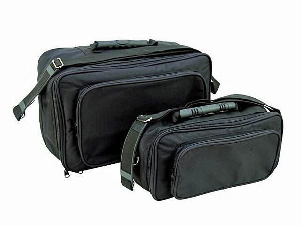 DIMAVERY Soft Bag for Double Pedal, pehm, discoland.fi