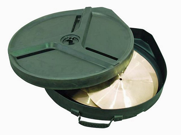 DIMAVERY PE-Case for Cymbal 22