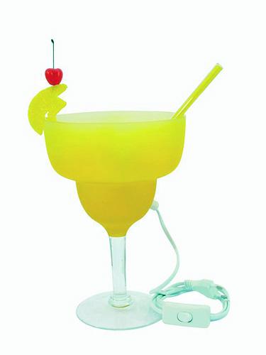 DECO Cocktail lamp Margarita carambola, , discoland.fi