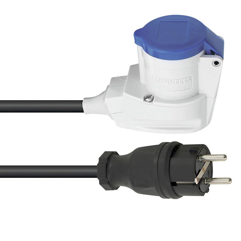 PSSO Adapterikaapeli 1,5m, 3 x 2,5mm², , discoland.fi