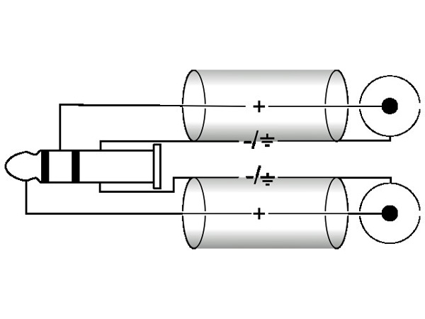 OMNITRONIC Mini Plugi-RCA-adapterikaapeli 3m, Jack Plug 3,5mm stereo - 2 x RCA. Toimii esimerkiksi adapterikaapelina MP3-soittille, eli niin sanotusti AUX-kaapeli. AUX-30