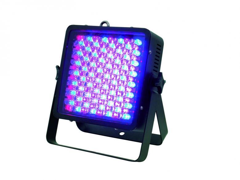 POISTO SLS-400 LED RGB Heitin flat par, , discoland.fi