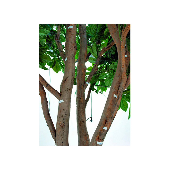 EUROPALMS 280cm Hevoskastanja. Giant Chestnut tree. Ideal for outside decorations