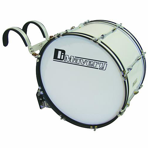 DIMAVERY MB-424 Marching Bass Drum 24