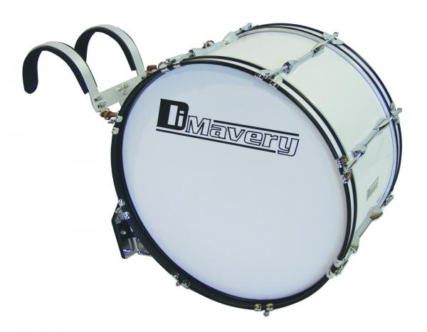 DIMAVERY MB-428 Marching Bass Drum 28