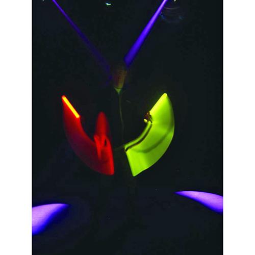 EUROLITE Valotikku, keltainen, 30cm, taivuta ja saat mahtavan kirkkaan valon, Piristä bileitäsi! Glow rod, appr.30cm phosp. yellow