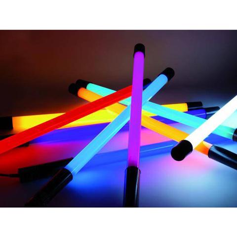 EUROLITE Neon stick T8 18W 70cm orange L