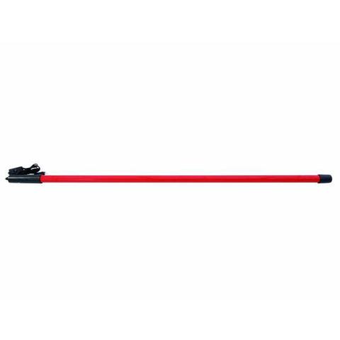 EUROLITE Neon stick T8 36W 134cm red L, discoland.fi