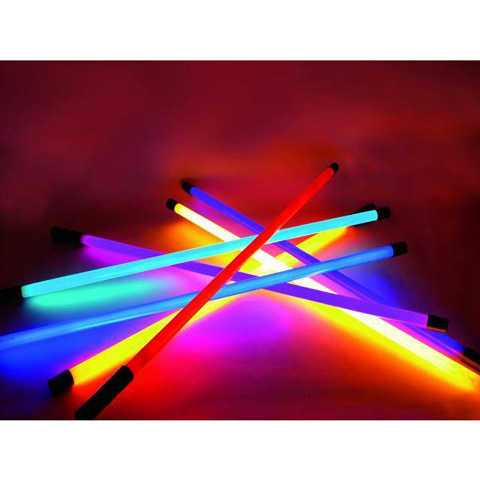 EUROLITE Neon stick T8 36W 134cm violet L