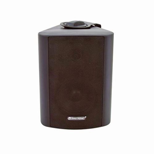 OMNITRONIC WPS-3S PA wall speaker black,, discoland.fi