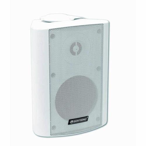 OMNITRONIC WPS-3S PA wall speaker white,, discoland.fi