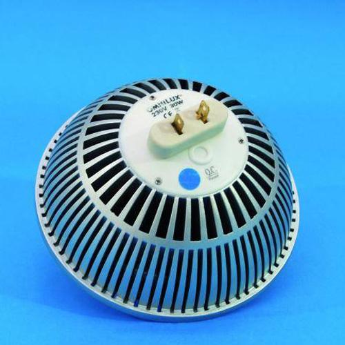 OMNILUX PAR-56 230V 21x 1W LED blue GX-16d
