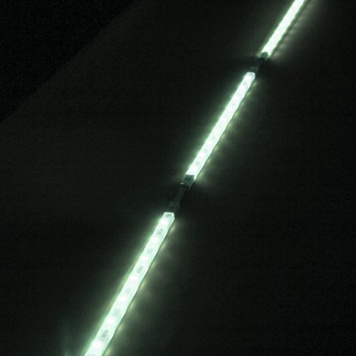 EUROLITE Decorative LED sticks 3x 30cm each with 12 LEDs, 12V/6W, 3000K