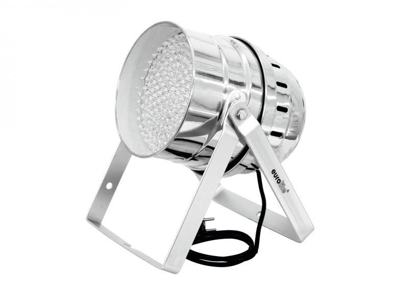 EUROLITE LED PAR-64 valonheitin RGBA flo, discoland.fi
