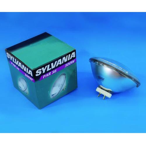 SYLVANIA PAR-56 240V/300W NSP 2000h 2750K kapea valokiila on laadukas PER 56 polttimo 2000h polttoajalla.