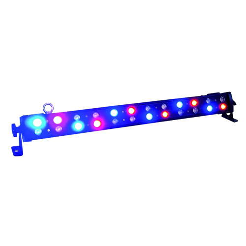 EUROLITE LED BAR-24 RGBA 24x 1W 30°. Professional light bar in LED DMX format
