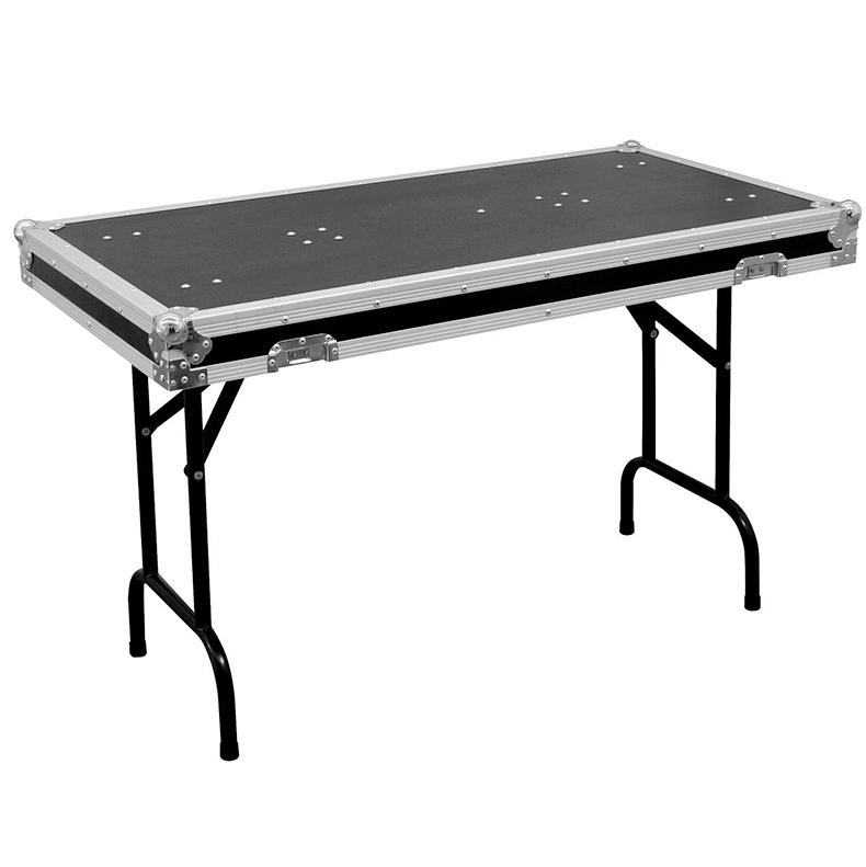 ROADINGER Kuljetuslaatikko FD-1 vetolaatikostolla, pöydällä ja wheel boardilla yleiskäyttöön.