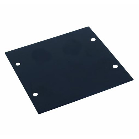 OMNITRONIC Module 2U plate 88 x 88mm, discoland.fi