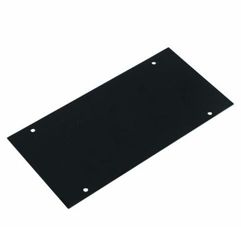 OMNITRONIC Module 2U plate 176 x 88mm, discoland.fi