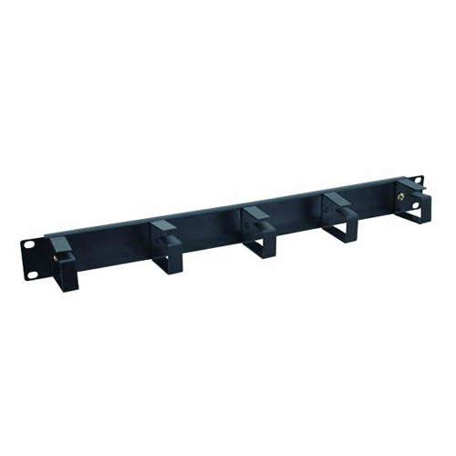 OMNITRONIC LOPPU!!Cable organizer for rack installation 1U