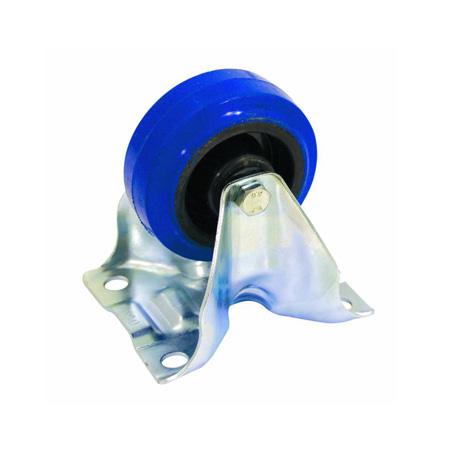 OMNITRONIC Fixed castor blue wheel size , discoland.fi
