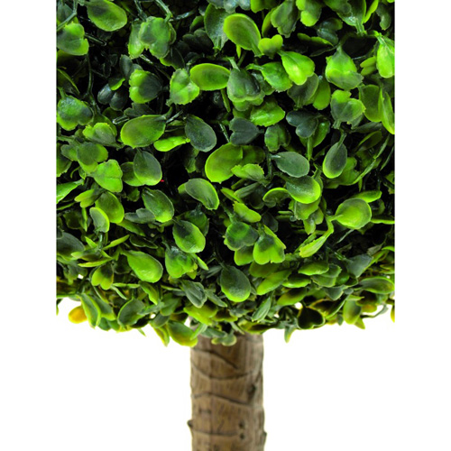 EUROPALMS Tuote LOPPU!!!60cm Puksipuu, pallon halkaisija 30cm, sopii myös ulkokäyttöön. Boxwood tree (Buxus) for outdoor use. Lifelike classy box tree in a bright and luscious gree