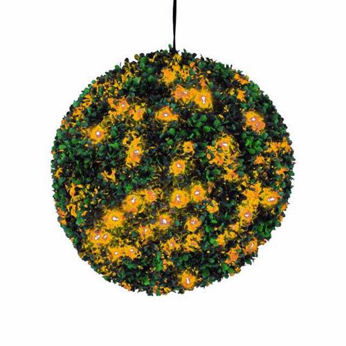 EUROPALMS 40cm Puksipuupallo LEDeillä, , discoland.fi