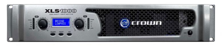 CROWN XLS-1000 Amplifier 2x 350W 4ohms, , discoland.fi