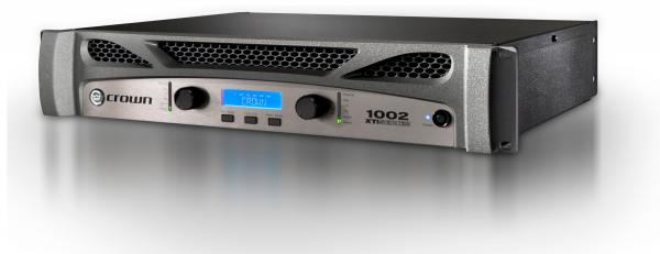 CROWN XTI-1002 DSP amplifier 2x 500W 4oh, discoland.fi