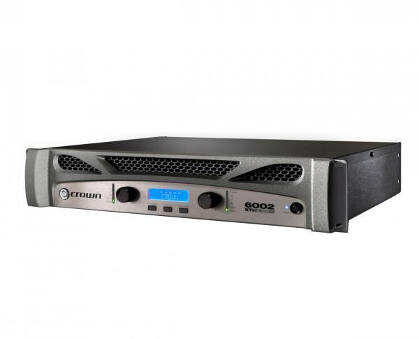 CROWN XTI-6002 DSP p��tevahvistin 2x 210, discoland.fi