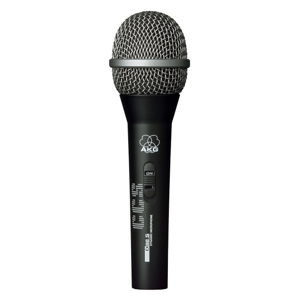 AKG D 88 S Jack Dynamic microphone for l, discoland.fi