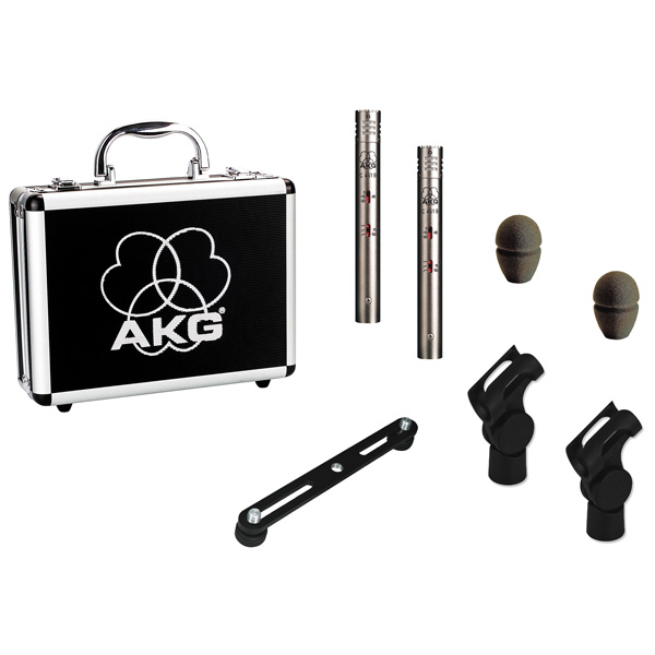 AKG C 451 B/ST Matched pair of C 451 B, , discoland.fi