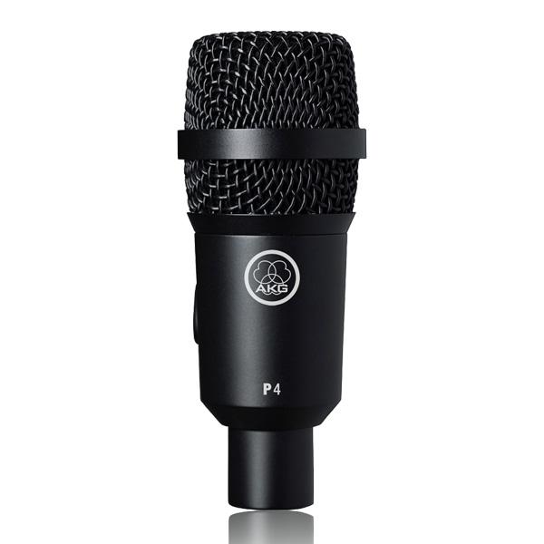 AKG P4 Dynaaminen instrumenttimikrofoni , discoland.fi